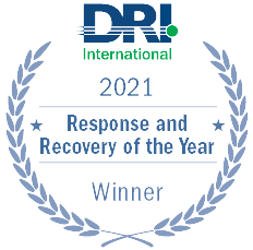 Northrop Grumman wins Disaster Recovery Institute's Response and Recovery of the Year award