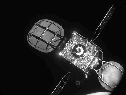 Northrop Grumman successfully completes historic first docking of Mission Extension Vehicle with Int