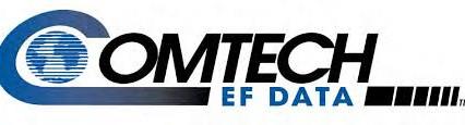 Comtech Telecommunications announces $3.5 million satellite service order