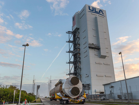 United Launch Alliance successfully launches first national security  space mission for the US Space