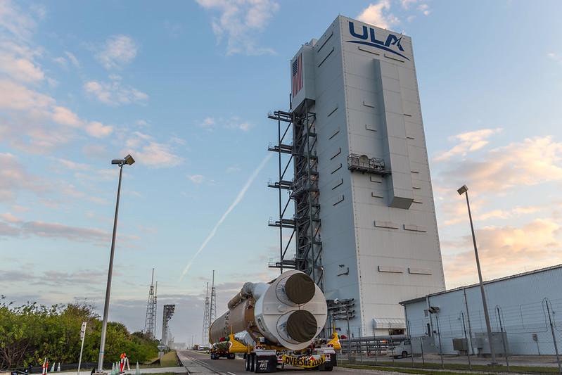 United Launch Alliance successfully launches first national security  space mission for the US Space Force
