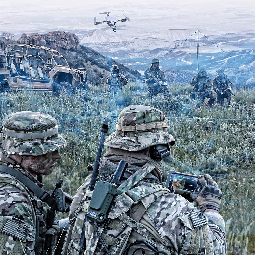 L3Harris Technologies to showcase Falcon® IV Family of tactical radios at Defense Security Equipment International Show