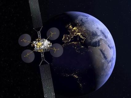 Successful entry into service of Eutelsat Konnect satellite