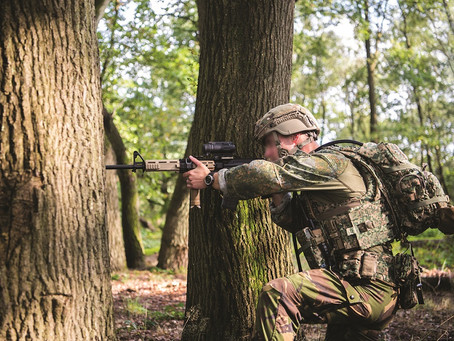 Elbit Systems awarded $65 million follow-on contract to supply Soldier Systems to the Armed Forces o