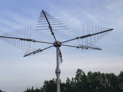 Atlantic Microwave launches new range of antennas for satcom testing