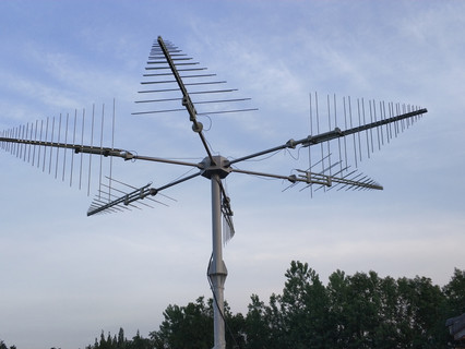 Atlantic Microwave launches new range of antennas for satcom testing