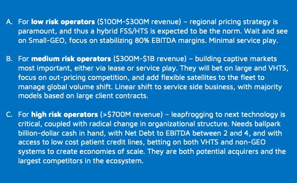 NSR Bottom Line: satcom business models in a 3.0 era