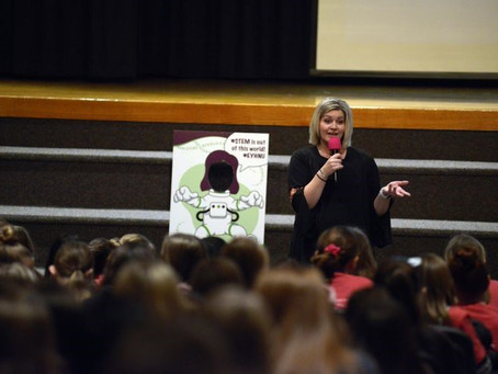 Northrop Grumman sponsors 19th annual STEM Conference for Girls