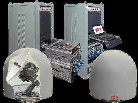 EM Solutions secures multiple export orders for Cobra maritime satellite terminals