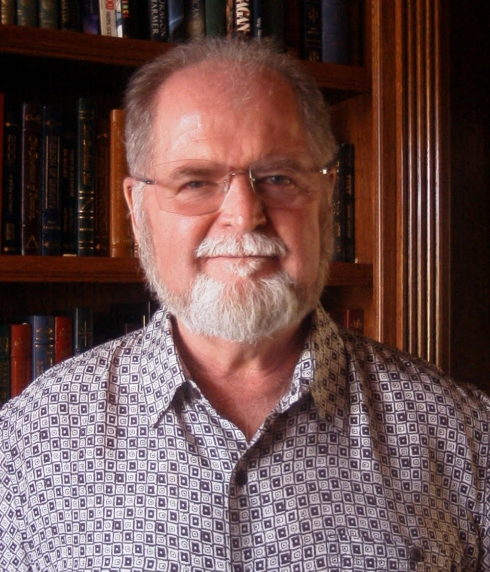 Larry Niven named new Patron of the International Institute of Space Commerce