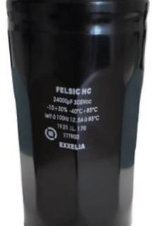 FELSIC HC highest energy density of screw terminal aluminum electrolytic capacitor