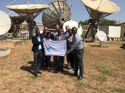 Fighting against the digital divide in rural Africa with Satmotion and Alusat