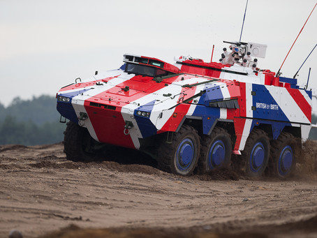 Rheinmetall and BAE Systems launch UK based military vehicle Joint Venture - Rheinmetall and BAE Sys