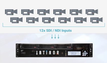 Intinor boosts power of internet streaming even further