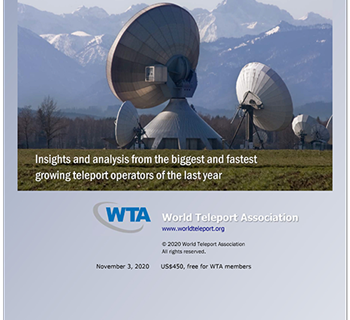 """WTA releases """"Inside the Top Operators,"""" provides insight into market trends for teleport operators"""