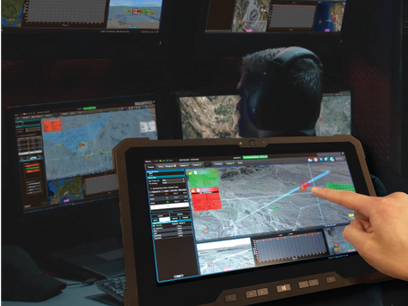 Forward area air defense command and control is Department of Defense system of choice for counter-s