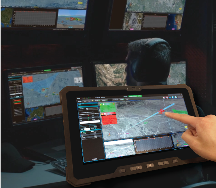 Forward area air defense command and control is Department of Defense system of choice for counter-small unmanned aerial system