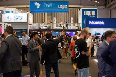 Record breaking AfricaCom 2019