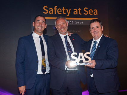 Inmarsat's Fleet Secure Endpoint wins Best Security Product Award at Safety at Sea Awards