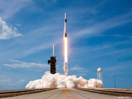 PSSI & Nextologies partner for live TV production of historic SpaceX launch show: Space launch l