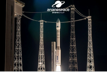 Flight VV16: For the first Vega mission of 2020, Arianespace will perform the small spacecraft mission service proof of concept flight
