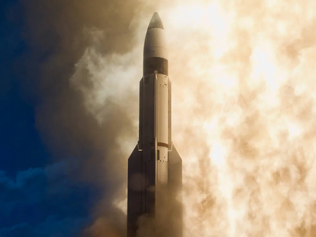 General Dynamics Mission Systems to provide optics and structures for the SM-3 Interceptor