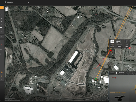 DroneShield releases DroneOptIDTM camera based software for drone detection, identification and trac