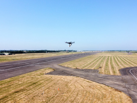 Inzpire Limited selected as Partner of Choice for (RPAS) methane detection and measurement trials