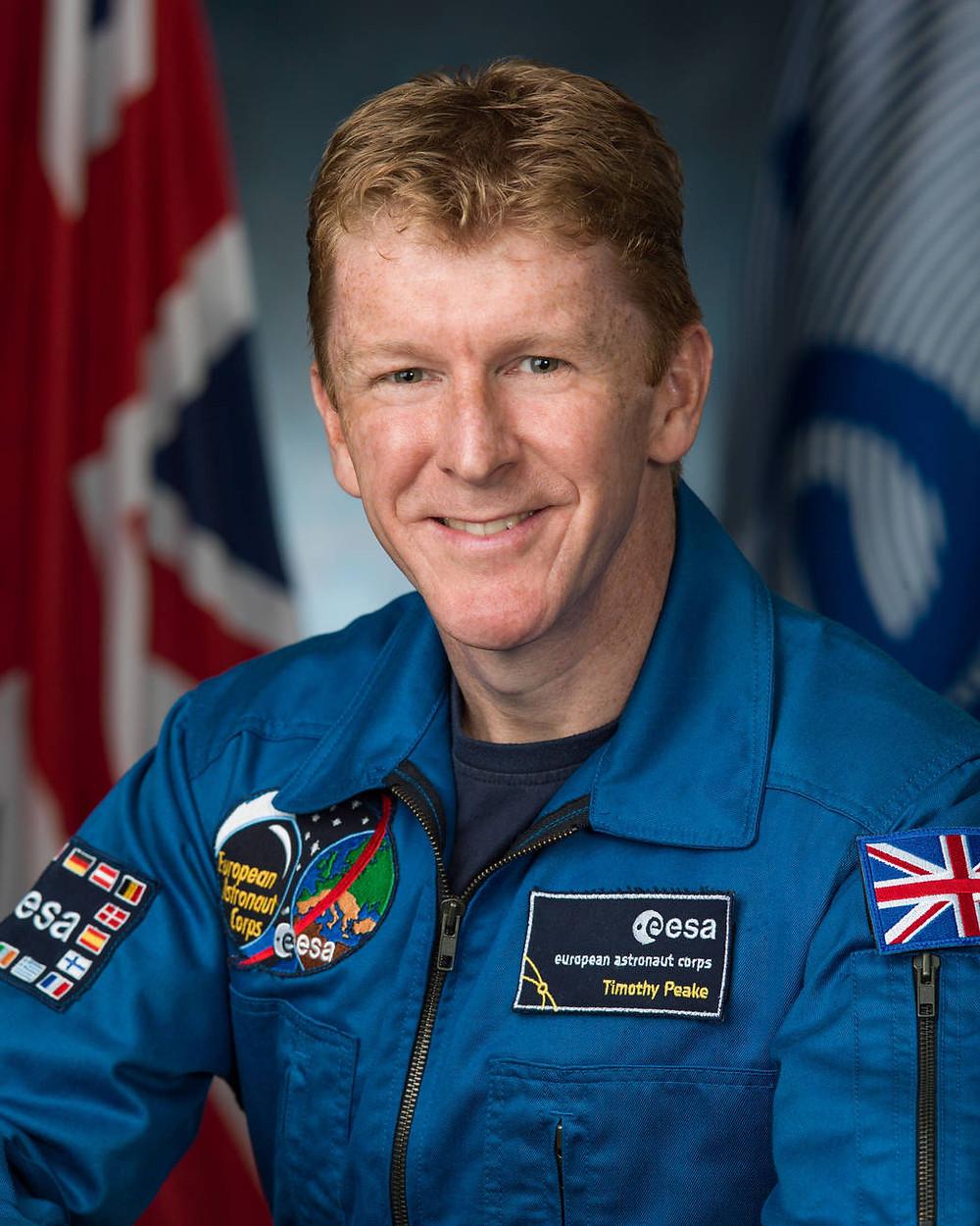 Astronaut Tim Peake joins Skyrora's advisory board
