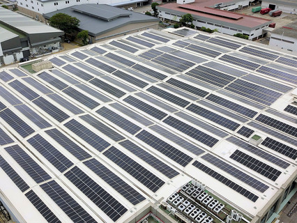 Singtel accelerates shift to renewable energy with solar energy installation at Bedok Data Centre