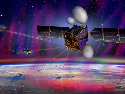 Arianespace successfully orbits two communications satellites: Intelsat 39 for Intelsat and EDRS-C f