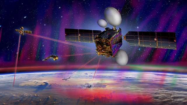 Arianespace successfully orbits two communications satellites: Intelsat 39 for Intelsat and EDRS-C for Airbus