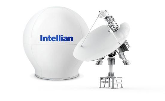 Intellian's next-generation v240M Gen-II dual band antenna