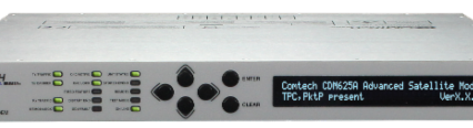 Comtech Telecommunications Corp. receives $1.5 million satellite modem order
