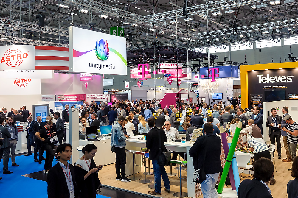 ANGA COM 2019 starts with 500 exhibitors and expanded conference agenda