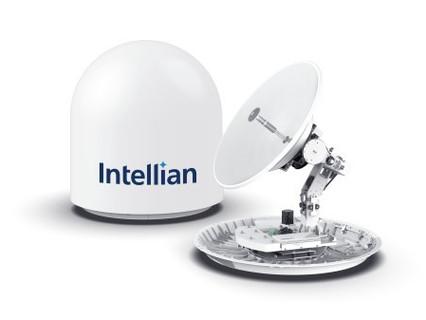 Intellian announces new brand identity