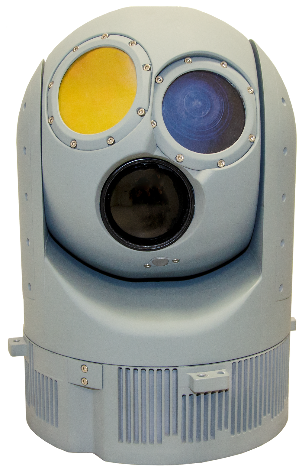 The iSea-25HD lightweight system provides maximum range surveillance using highly sensitive sensors