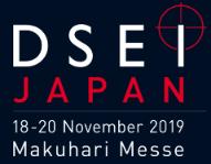 DSEI Japan opens in Tokyo, Japan