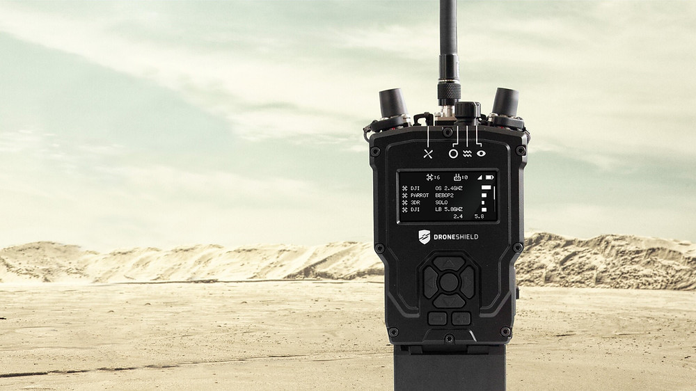 DroneShield releases RfPatrol MKII