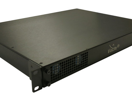 ViaLite releases Blue OEM 1U Chassis