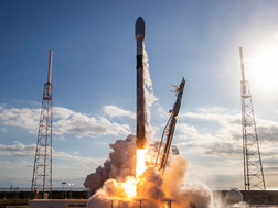 Lunasonde and Exolaunch announce launch of Lunasonde's Gossamer constellation on SpaceX's Falcon 9