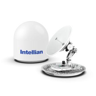 Intellian's v85NX antenna system gains Telenor Satellite Thor 7 type approval