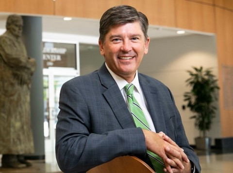 Peter B. Davidson, Intelsat's new Vice President of Global Government Affairs and Policy. (Photo: Business Wire)