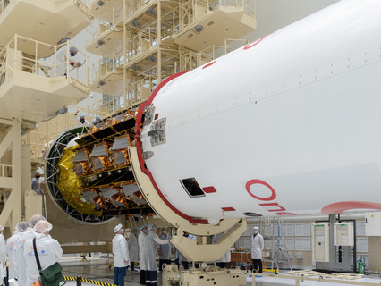 OneWeb set for Launch #5 from Vostochny Cosmodrome on Thursday, 25 March