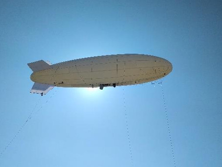 High-altitude aerostat from Rheinmetall to protect forward operating base – a €21 million+ contract