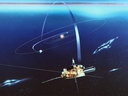 "Airbus celebrates 30th anniversary of the ESA-NASA ""Ulysses"" space adventure"