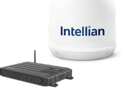 Intellian and Inmarsat launch industry's newest FleetBroadband terminals