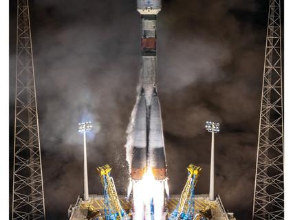 Soyuz Flight VS24: Mission success at the service of the United Arab Emirates
