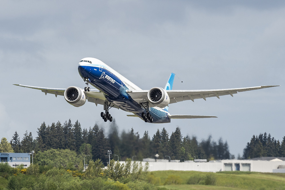 Inmarsat's new 'smart pipe' technology delivers the complete connected aircraft for new Boeing 777X