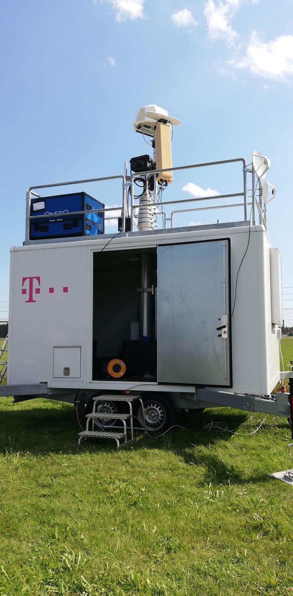 Droneshield successfully defends European airport with DroneSentinel in Deutsche Telekom trial